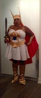 she ra costume plus size