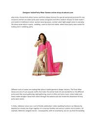 Making Outfits Website Ppt Designer Indian Party Wear Sarees Online Shop At Satrani Com