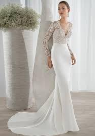 best 25 sheath wedding gown ideas