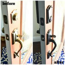 how to make a front doorArticles with How To Paint A Steel Front Door To Look Like Wood