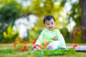 Indian Cute Baby Boy Photo Premium Download