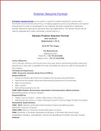Inspirational Application Format For Teaching Job For Fresher
