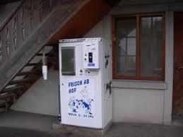 Milk In Vending Machines Unique Lemon Harangue Pie Raw Milk Vending Machines In Europe