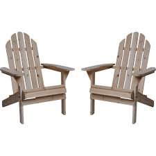 fir wood unfinished adirondack chairs twin pack