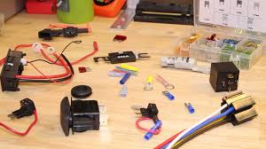how to use switches, relays, solenoids in your 12v wiring harness nilight wiring harness installation instructions at 12 Volt Wiring Harness Kit