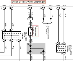 horn wiring diagram 2006 toyota 4 runner wiring diagram 4runner wiring diagram toyota 120 platforms forum