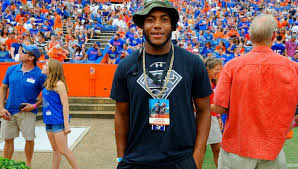 Byron Cowart impressed by Coach McElwain's energy   GatorCountry.com