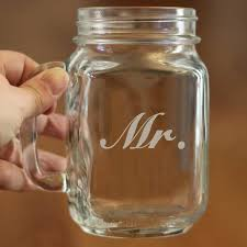 Decorating Mason Jars For Drinking Mr Mason Jars For Drinking Unique Gift For Other Half Wedding 65