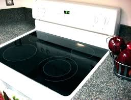 ge glass cooktop replacement monogram stove top awesome glass replacement wonderful repairing a glass cook top