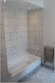 marble tile shower. How To Clean Carrara Marble Tile Shower » Searching For 12 X 24 Around A I