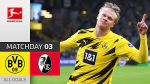 Bild reports that man united are in pole position to sign erling haaland from borussia dortmund in 2022. Haaland Bvb On Fire Borussia Dortmund Sc Freiburg 4 0 All Goals Matchday 3 Bundesliga Youtube