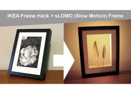 picture of ikea frame slomo slow motion frame