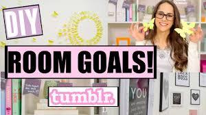 diy room decor organization tumblr inspired youtube