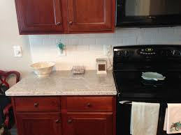 kitchen backsplash light cherry cabinets. Best Light Granite For Traditional Cherry Cabinets: Kashmir White With Subway Tile Kitchen Backsplash Cabinets I