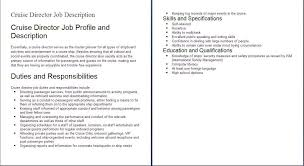 hospitality job descriptions example example of hospitality job hospitality job descriptions