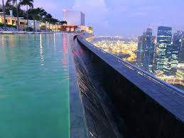 infinity pool singapore edge. Four Continents And Miles In Two Weeks Marina Bay Sands Infinity Pool Singapore Edge Of The . 0
