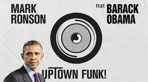Obama Resume President Barack Obama Sings 'Uptown Funk' By Mark Ronson And 54