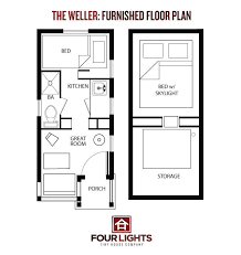Small Picture 76 best Tiny House Floor Plans Trailers images on Pinterest