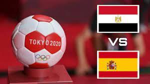 موعد مباراة منتخب مصر وإسبانيا لكرة اليد يلا لايف مباراة البرونزية