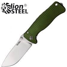 <b>Нож Lion Steel SR2A</b> GS | Купить <b>ножи</b> Лион Стил