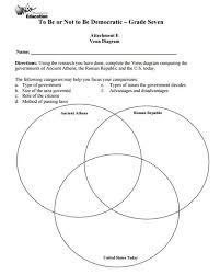 Venn Diagram Of Roman Republic And Roman Empire Ode Grade 7 World Civilization Mr Nedved Modern Educator
