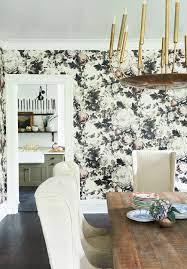 18 Dining Room Wallpaper Ideas That'll ...