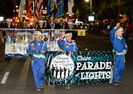 Parade Of Lights Chico Parade Of Lights To Shut Down Downtown Streets Chico