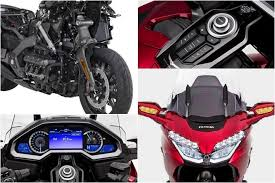 2018 honda goldwing motorcycle. fine 2018 what seems to be the centrepiece 2018 honda goldwing identity is new  console or dashboard  thereu0027s a large central display that suggests and  on honda goldwing motorcycle 7
