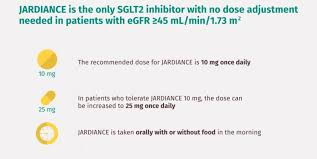 Jardiance Dosage Chart Emprise Study Shows Empagliflozin Reduces Heart Failure