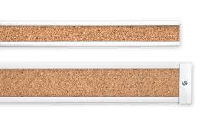 Cork tack strips