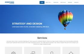 Html Website Template Unique Free Business Bootstrap HTML Website Template WebThemez