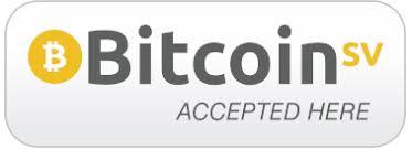 Resultado de imagen de bitcoin sv accepted