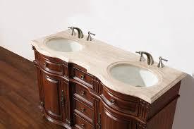 55 inch double sink bathroom vanity: sink bowl dimensions quotl x quot w x quot bowl depth overall quot norwalk bathroom vanity