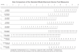 Womens Shoe Chart Adult Mens And Womens Shoe Size Conversion Table