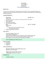 Free Outstanding Resume Templates – Poquet