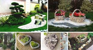20 diy stone design ideas for your