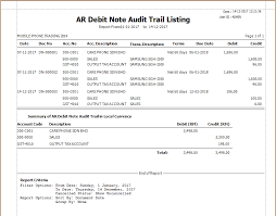 Debit Note Letter Unique AR Debit Note Entry AutoCount Resource Center