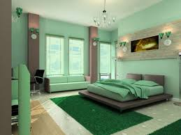 Mint Green Colored Bedroom Design Ideas To Inspire You : Astounding  Striking Master Bedroom Design Idea