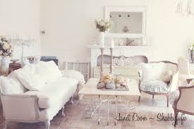 style french room living