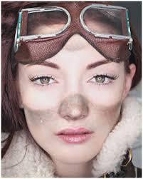 steunk makeup tutorial fresh steunk fashion guide steunk makeup
