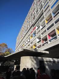 à La Cité Radieuse Avec Les 1sti2d Architecture Et Construction