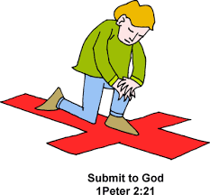 Image result for submit to jesus
