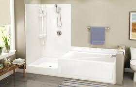 replace bathtub with shower remove bathtub shower doors