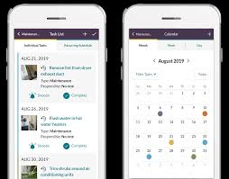 Yearly House Maintenance Home Maintenance Schedule Checklist Software App Homezada