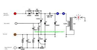 yamaha cdi schematic yamaha beartracker cdi wiring color codes cdi schematic techy at day blogger at noon and a yamaha cdi schematic