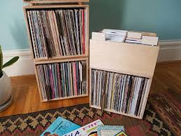Using crates are the most fuss-free way to store your records. It's simple,  low-maintenance, and easy. Better yet, you can create a modular system   stack ...