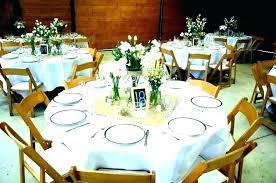 round table centerpiece ideas decoration for parties decor grad party 50th wedding ann