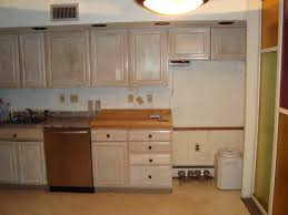 painting over stained wood kitchen cabinets photo 6