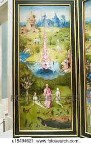 garden of earthly delights poster. Painting By Hieronymus Bosch, \ Garden Of Earthly Delights Poster