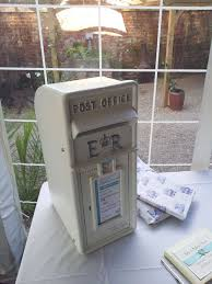 How To Decorate A Wedding Post Box White Wedding Post Box For Hire in Kent Occasion Decoration 100